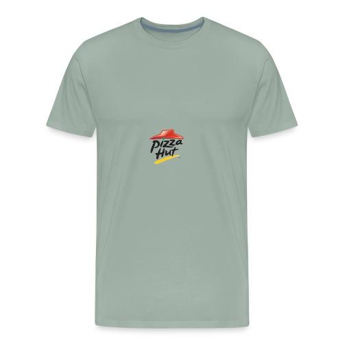 Pizza Hut 2012 logo - Men's Premium T-Shirt