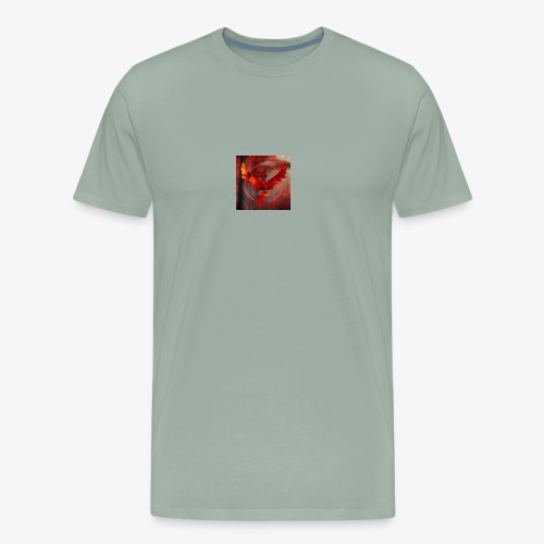 Pudgi - Men's Premium T-Shirt