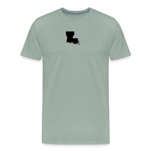 LA SMALL - Men's Premium T-Shirt