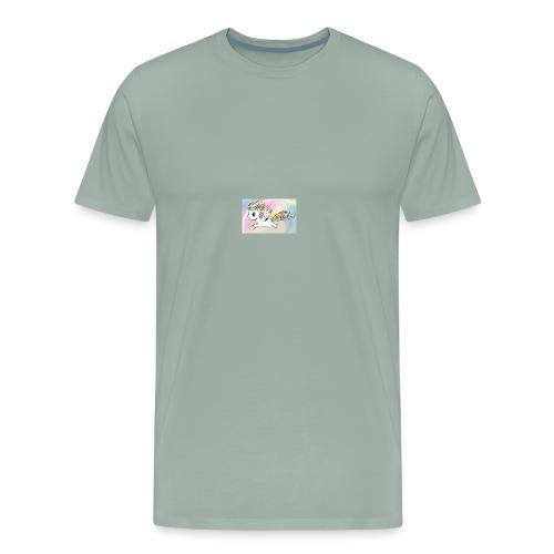 Cute unicorn 380x240 - Men's Premium T-Shirt