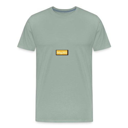 lit march - Men's Premium T-Shirt
