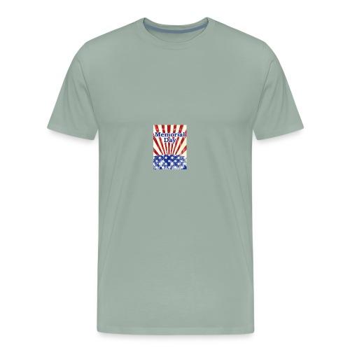 memorial day - Men's Premium T-Shirt