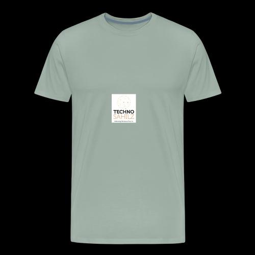 Techno Sahilz - Men's Premium T-Shirt