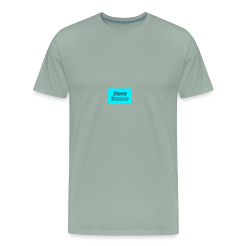 harry hammer - Men's Premium T-Shirt