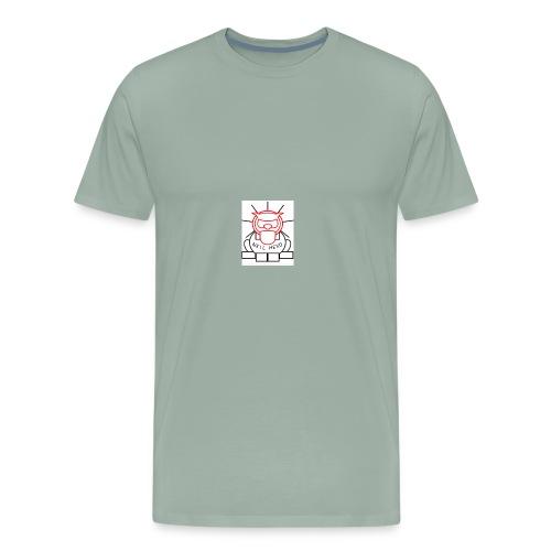 F558A40B 711A 460A B128 5D7B9E226585 - Men's Premium T-Shirt