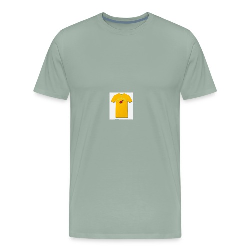 t shirt love - Men's Premium T-Shirt