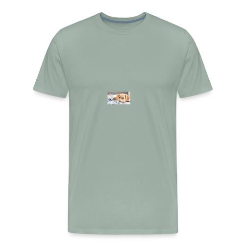 puppy1 - Men's Premium T-Shirt