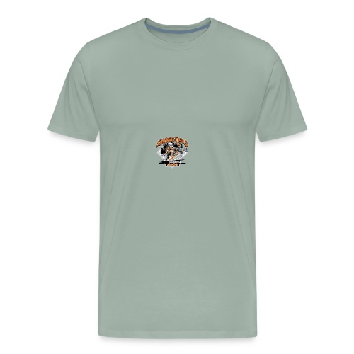 custom45 Z - Men's Premium T-Shirt