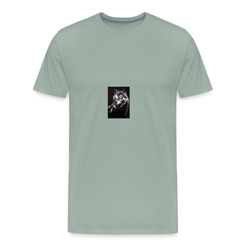 Wolf Pack Merch - Men's Premium T-Shirt