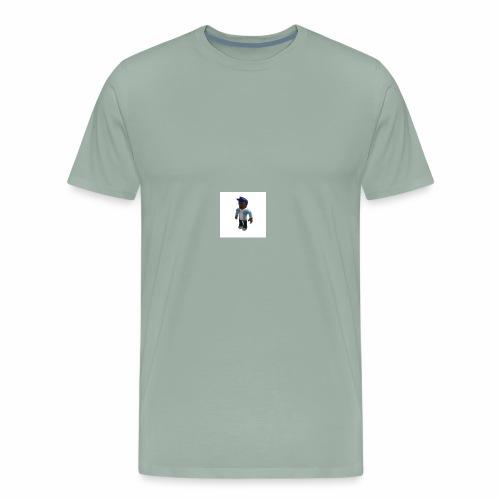 wanji - Men's Premium T-Shirt