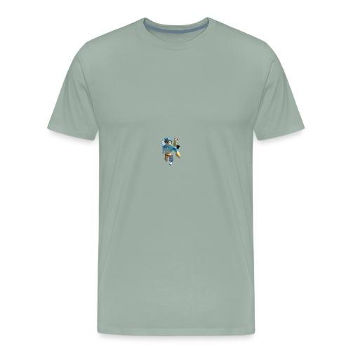 cool printing - Men's Premium T-Shirt