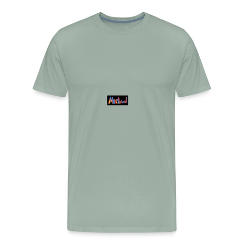 michael fenson - Men's Premium T-Shirt