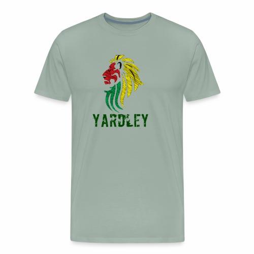 YARDLEY - Men's Premium T-Shirt