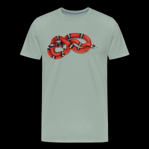 Red Snake - Men's Premium T-Shirt