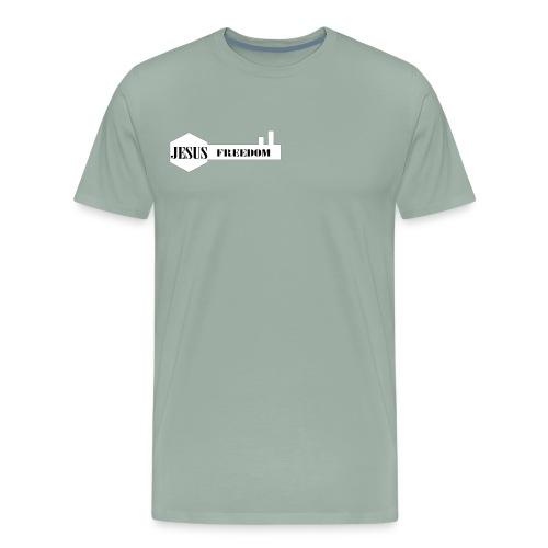 Jesus Freedom - Men's Premium T-Shirt