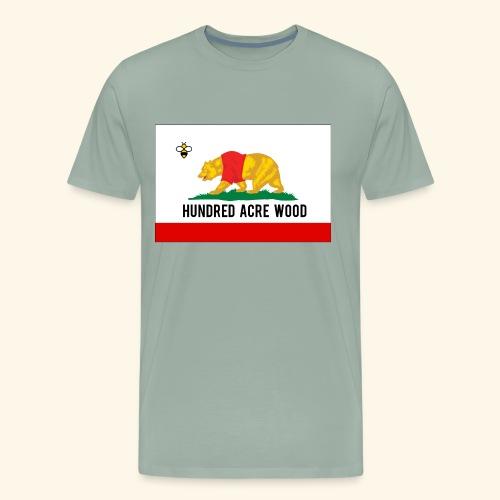 Golden Honey State - Men's Premium T-Shirt