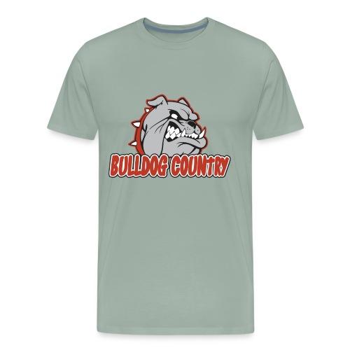 Bulldog Country - Men's Premium T-Shirt