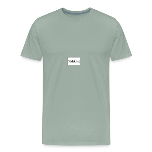 smash - Men's Premium T-Shirt