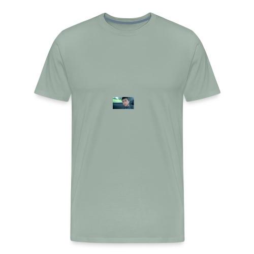 The Neiman Channel Game Show Alan's Face - Men's Premium T-Shirt