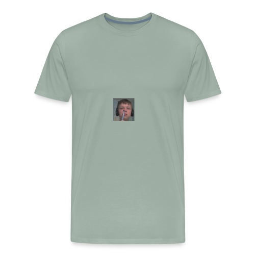 wakenews icon - Men's Premium T-Shirt