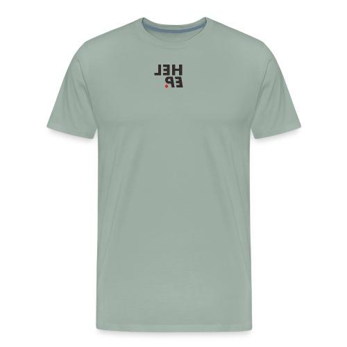 heleup - Men's Premium T-Shirt