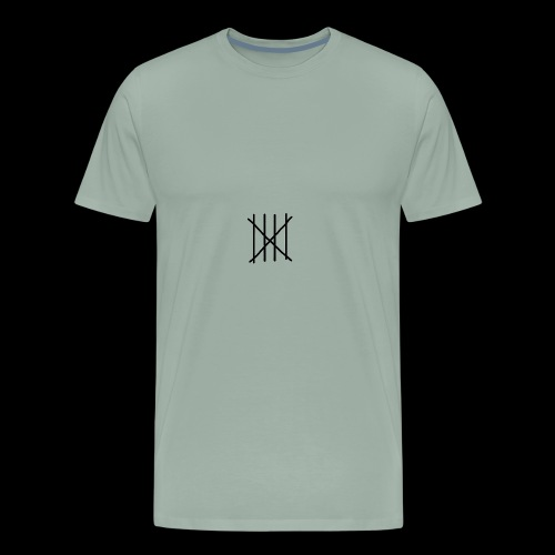Talley's Logo - Men's Premium T-Shirt