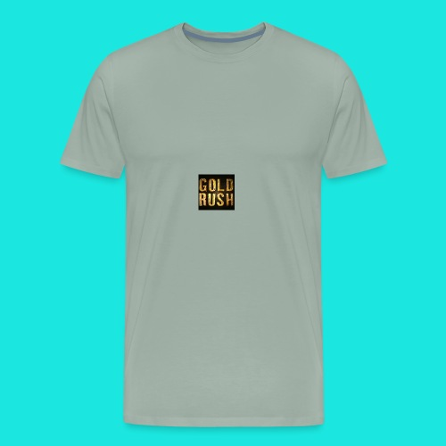 GOLDRUSH215 - Men's Premium T-Shirt