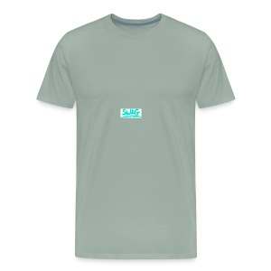 SWAG IS THE REASON WHY PEOPLE ARE INTO HIP HOP - Men's Premium T-Shirt