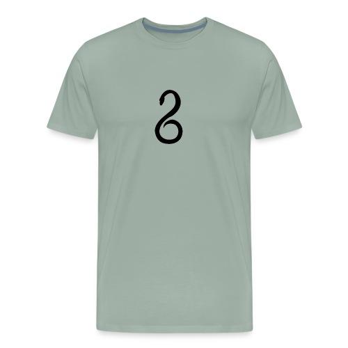 Snake logo 2 - Men's Premium T-Shirt
