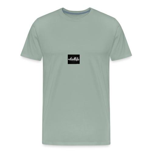 Dadlife - Men's Premium T-Shirt
