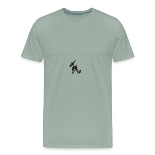 Liberty Gun - Men's Premium T-Shirt