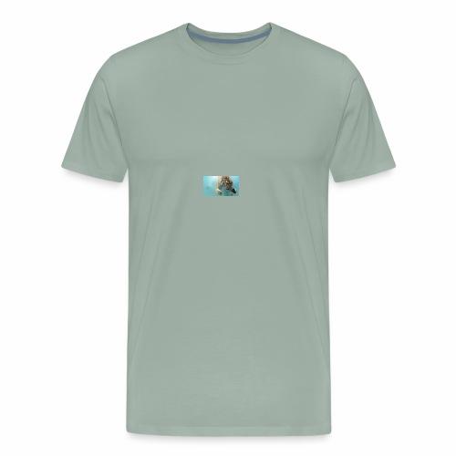 tiga - Men's Premium T-Shirt