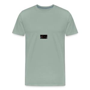 FNAF made from kyleranger300 - Men's Premium T-Shirt