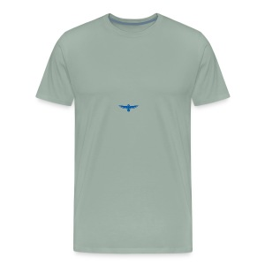 Fly Away From The haters - Men's Premium T-Shirt