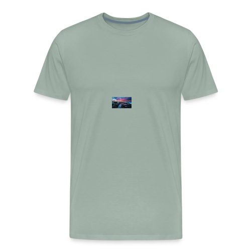 Beautiful Sunset - Men's Premium T-Shirt
