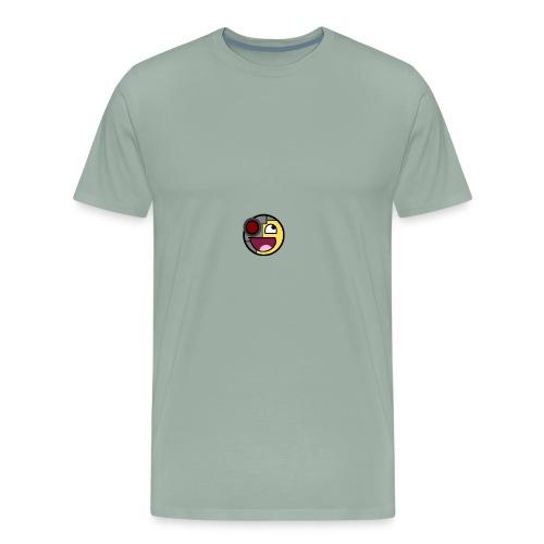 Future Awesome Face - Men's Premium T-Shirt