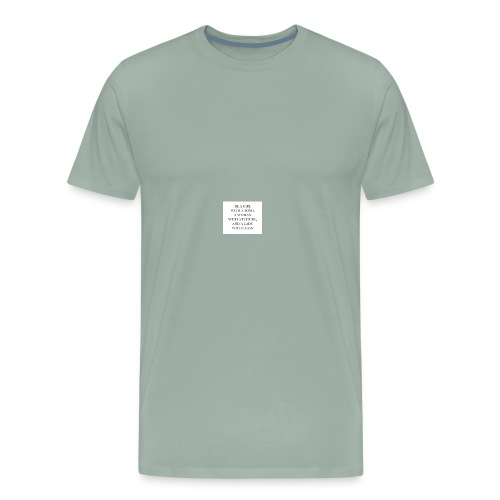 superthumb - Men's Premium T-Shirt