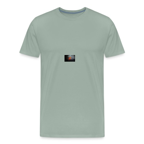 Flash Logo - Men's Premium T-Shirt