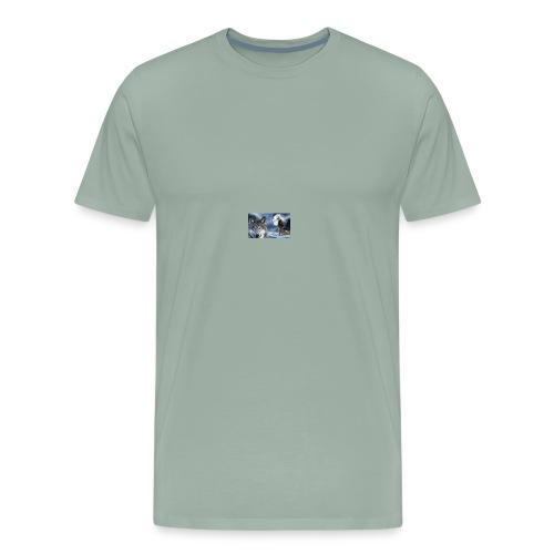 Wolf T-Shirt - Men's Premium T-Shirt
