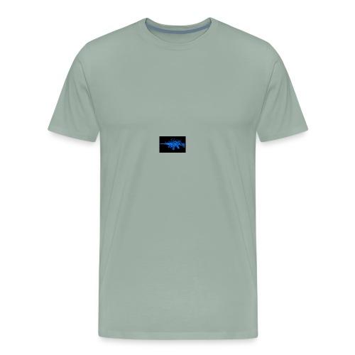 pew-pew shirt - Men's Premium T-Shirt