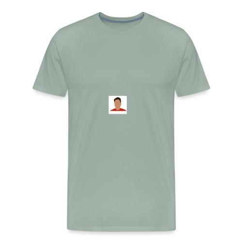 victor leon tv - Men's Premium T-Shirt
