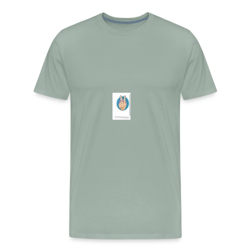 papergc 441x415 w ffffff 2u2 - Men's Premium T-Shirt