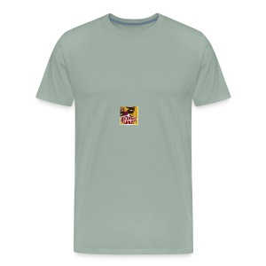 268x0w - Men's Premium T-Shirt