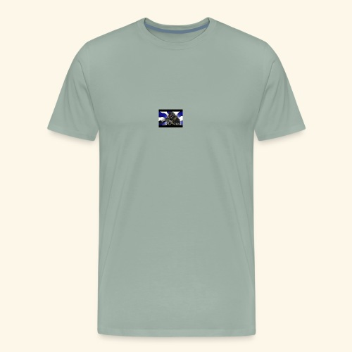 Dolphin gang STAY SNEAKY - Men's Premium T-Shirt