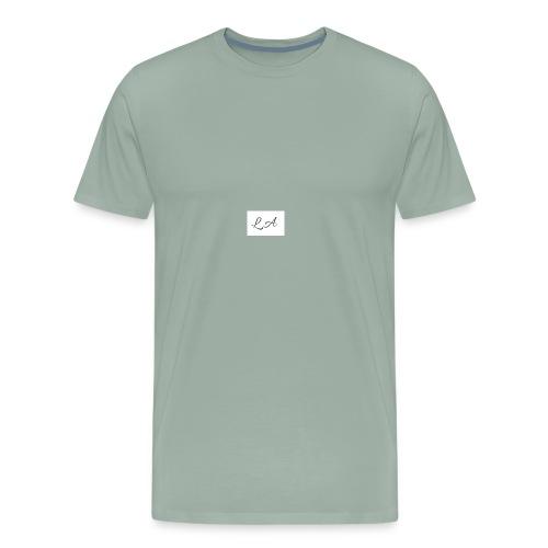 LA - Men's Premium T-Shirt