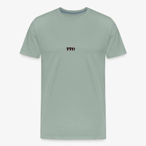 Fat Fly Nation Logo - Men's Premium T-Shirt