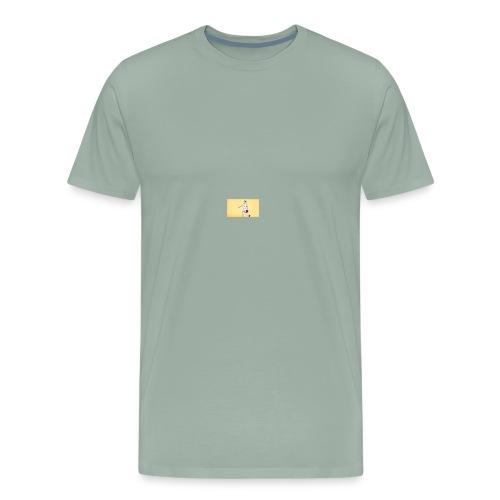 lámelo ball merch - Men's Premium T-Shirt