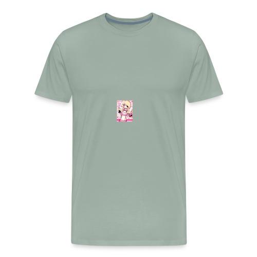 ff732e833569f5d35188444cb2ad244e different hairst - Men's Premium T-Shirt