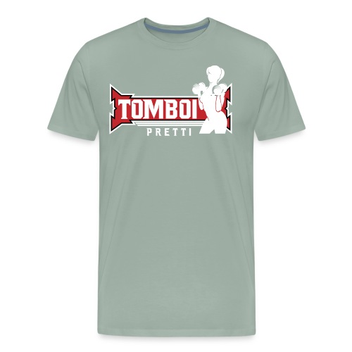 Tomboi Red - Men's Premium T-Shirt