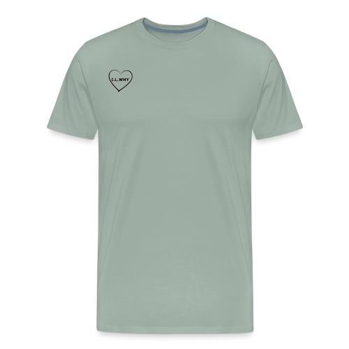 I.L.why ❤️ - Men's Premium T-Shirt